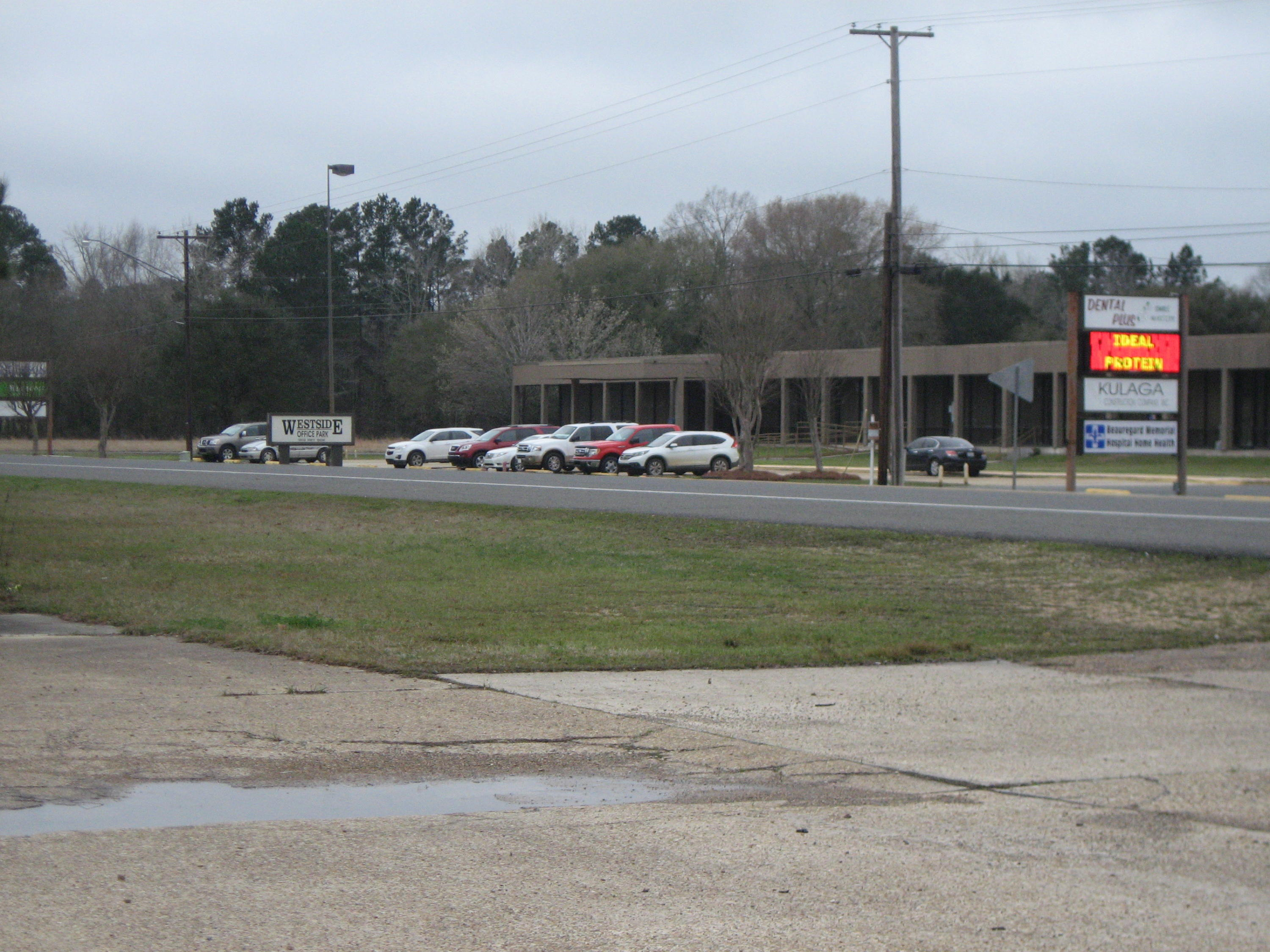 DeRidder land for sale,  1785 HWY 190, DeRidder LA - $225,000