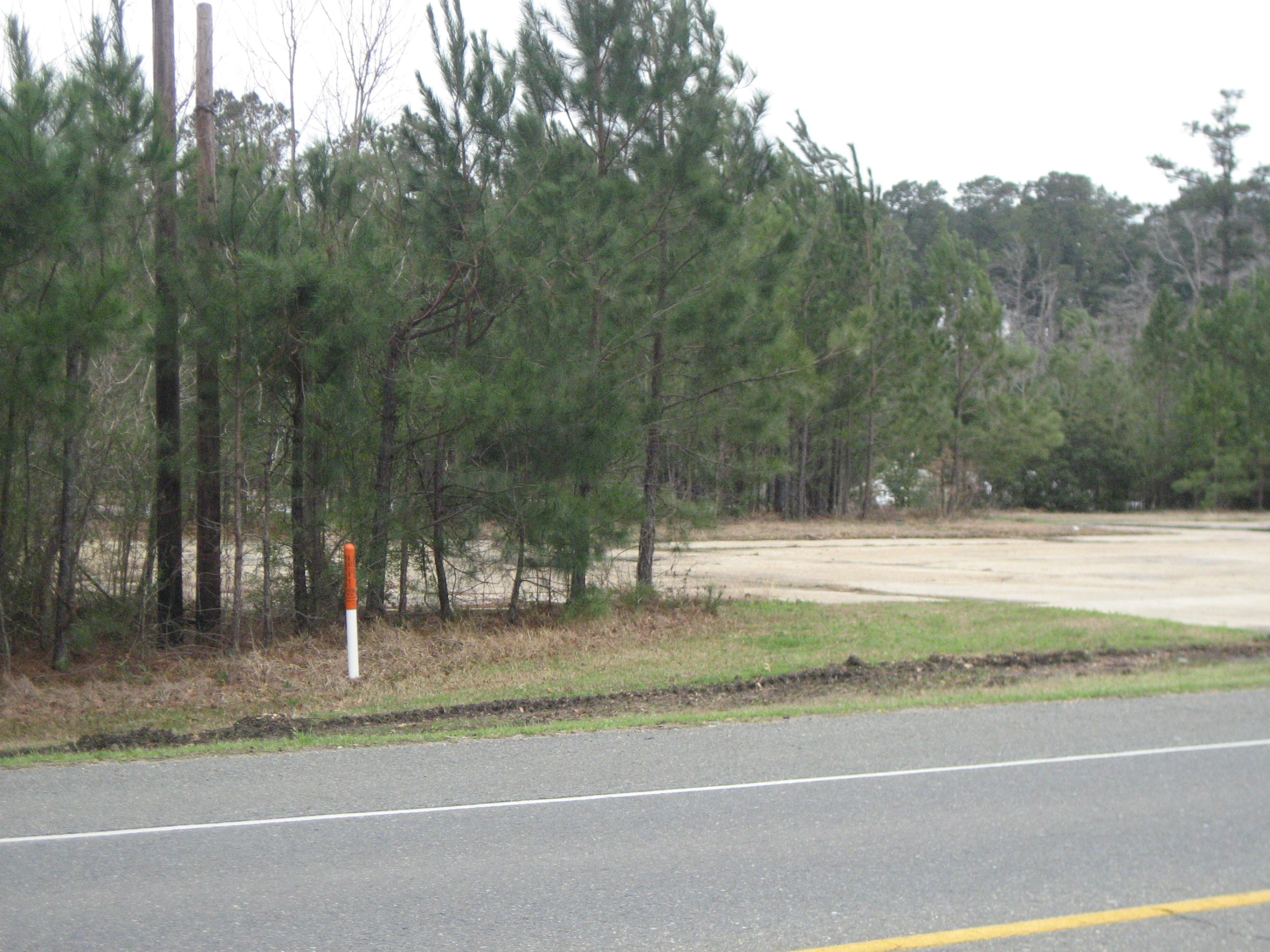 DeRidder land for sale,  1785 HWY 190, DeRidder LA - $223,000