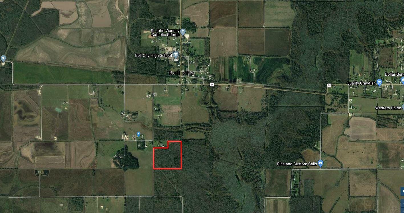 Iowa land for sale,  A Derouen Rd, Iowa LA - $180,000