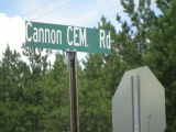 Merryville land for sale,  CANNON CEMETARY RD, Merryville LA - $69,000
