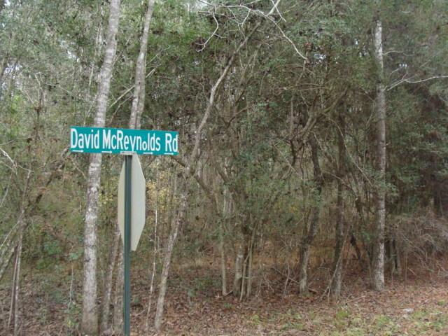 DeRidder land for sale,  David McReynolds Rd (end), DeRidder LA - $108,000