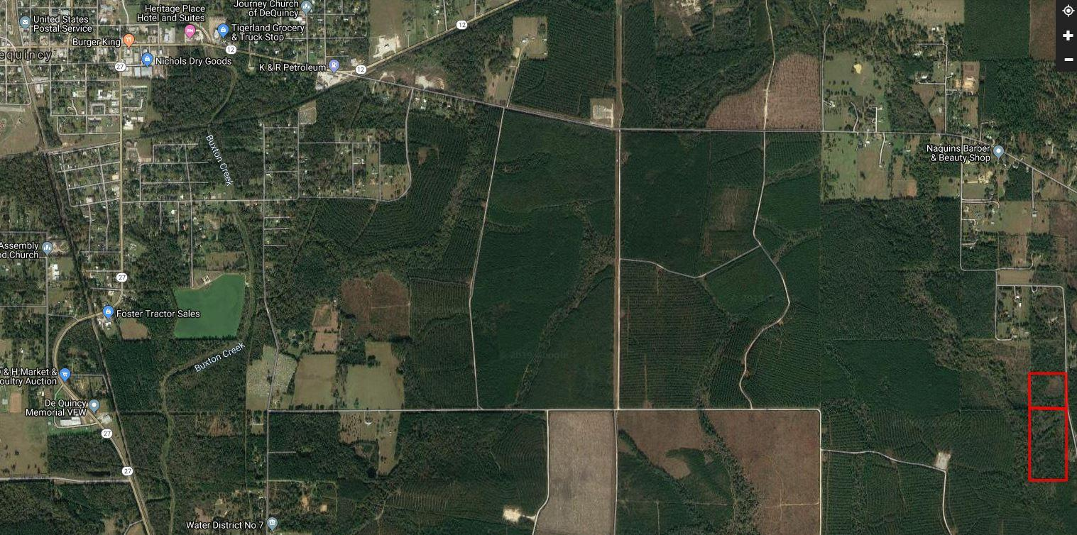 DeQuincy land for sale,  Dickerson Rd., DeQuincy LA - $97,500