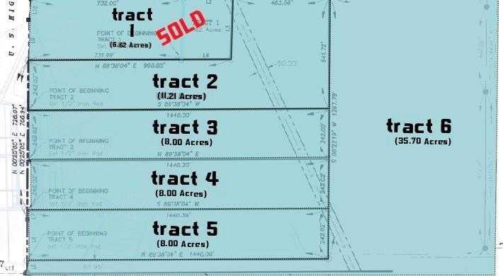 Ragley land for sale,  HWY 171, Ragley LA - $128,915