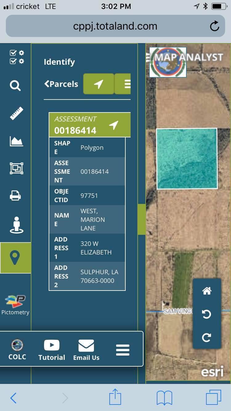 Sulphur land for sale,  John Brannon Rd, Sulphur LA - $159,000
