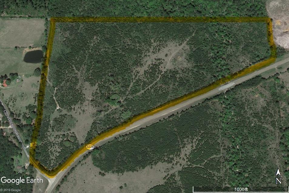 DeRidder land for sale,  LA-3226, DeRidder LA - $455,000