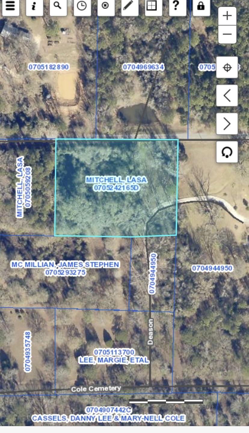DeRidder land for sale,  LA-399, DeRidder LA - $23,400