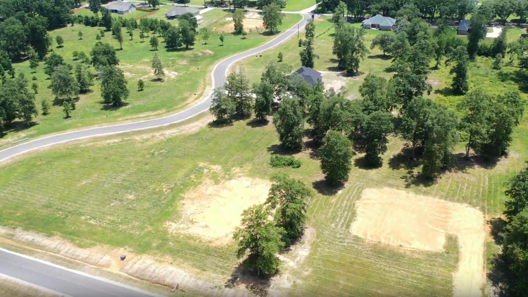 DeRidder land for sale,  LOT 15, RIVER OAKS S/D, DeRidder LA - $31,900