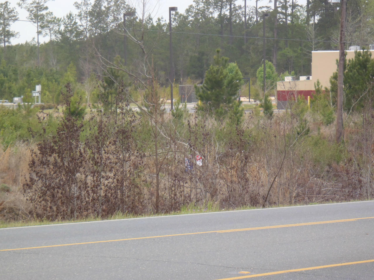 Leesville land for sale,  Lot 1  Entrance, Leesville LA - $125,000