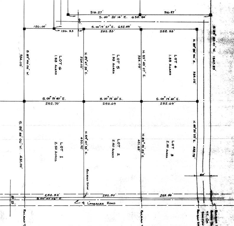 DeRidder land for sale,  Shirley Subdivision, DeRidder LA - $12,600
