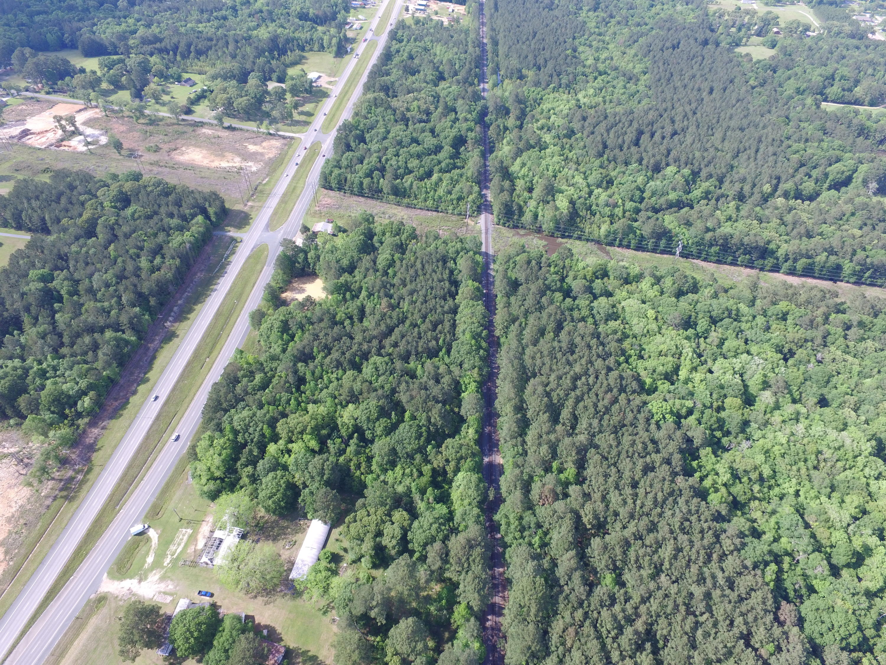 DeRidder land for sale,  TBD Hwy 171, DeRidder LA - $129,000