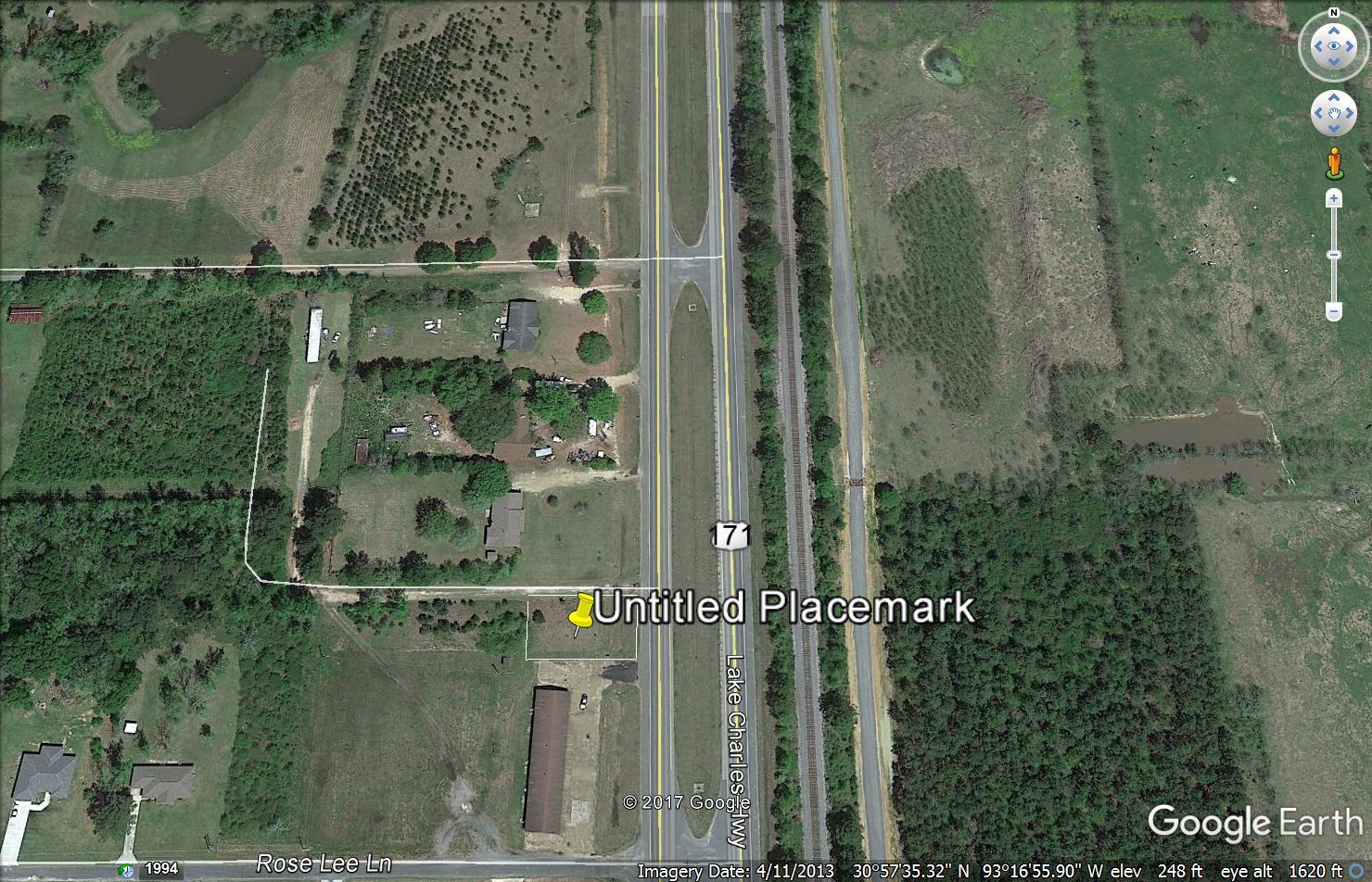 Leesville land for sale,  TBD, Leesville LA - $22,000