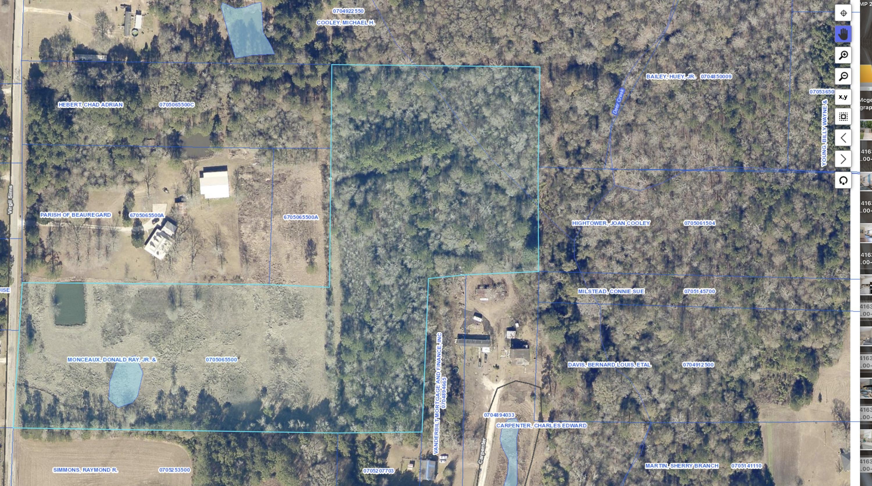 DeRidder land for sale,  Virgil sims Road TBD, DeRidder LA - $83,000