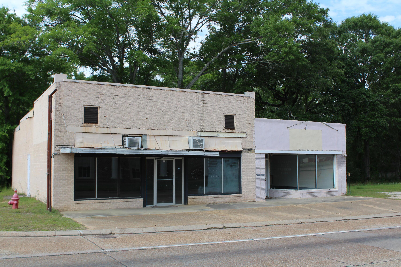 DeRidder commercial property for sale, 101 Mahlon St, DeRidder LA - $106,000