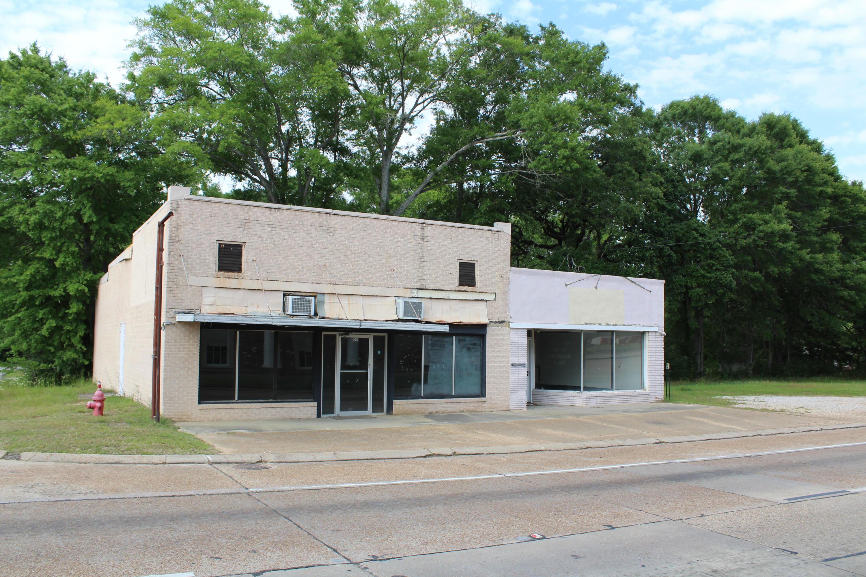 DeRidder commercial property for sale, 101 Mahlon St, DeRidder LA - $90,000
