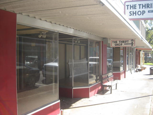 Leesville commercial property for sale, 107 S 3rd St, Leesville LA - $159,000