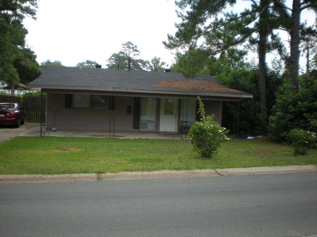Leesville home for sale, 1101 ANDERSON DR, Leesville LA - $47,000