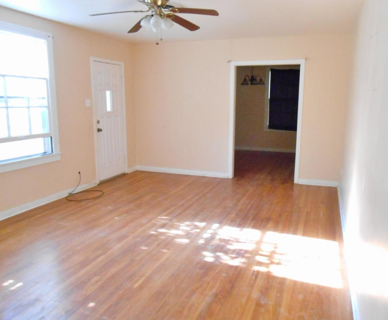 Leesville home for sale, 1107 John Paul Jones, Leesville LA - $69,500