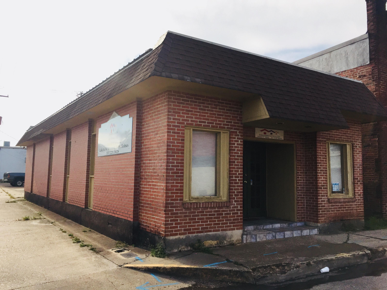 DeRidder commercial property for sale, 112 N STEWART, DeRidder LA - $99,900