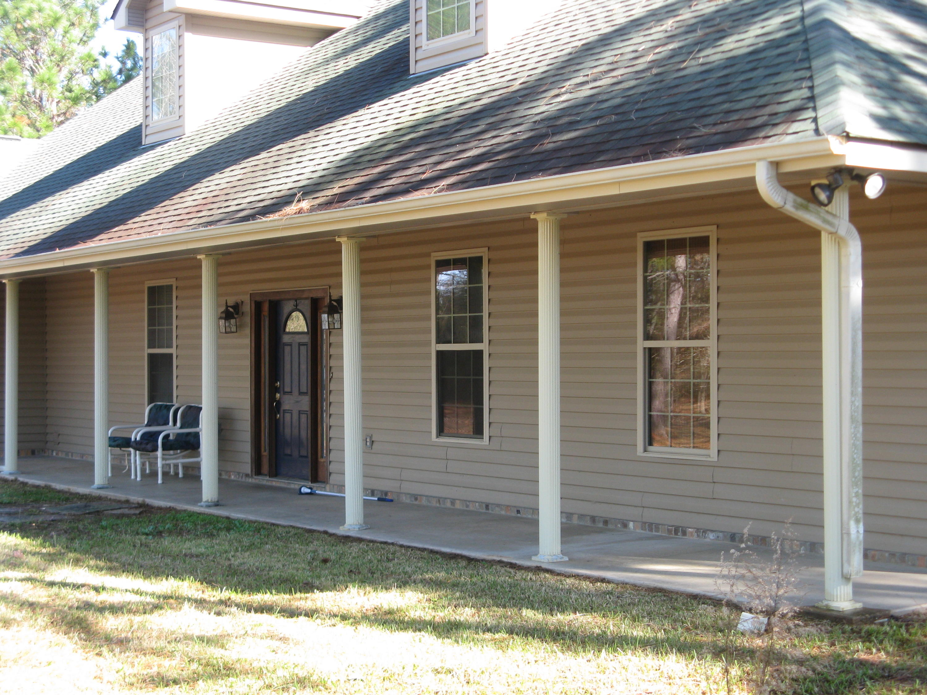 DeRidder home for sale, 1353 SCHUETZ RD, DeRidder LA - $314,500