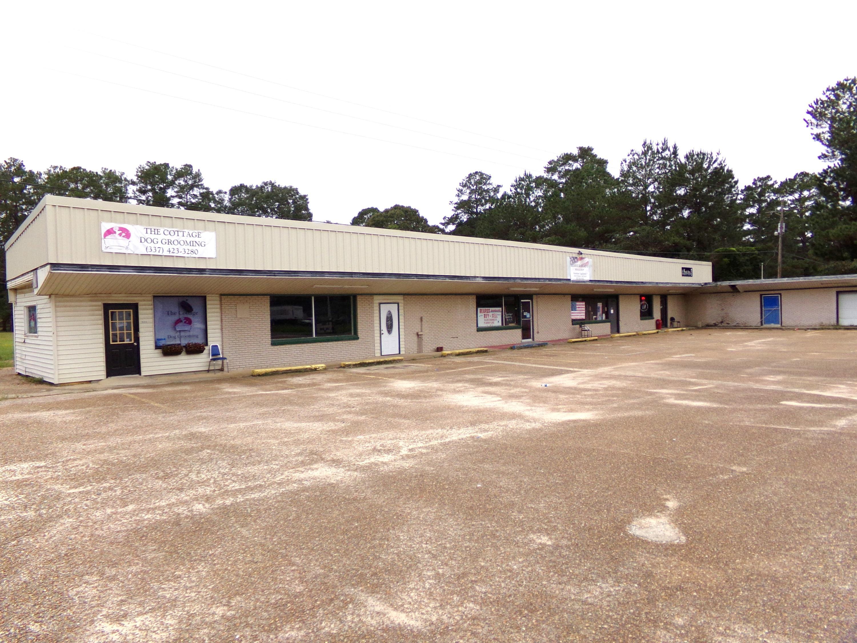 Leesville commercial property for sale, 1620 Pitkin Rd, Leesville LA - $189,000