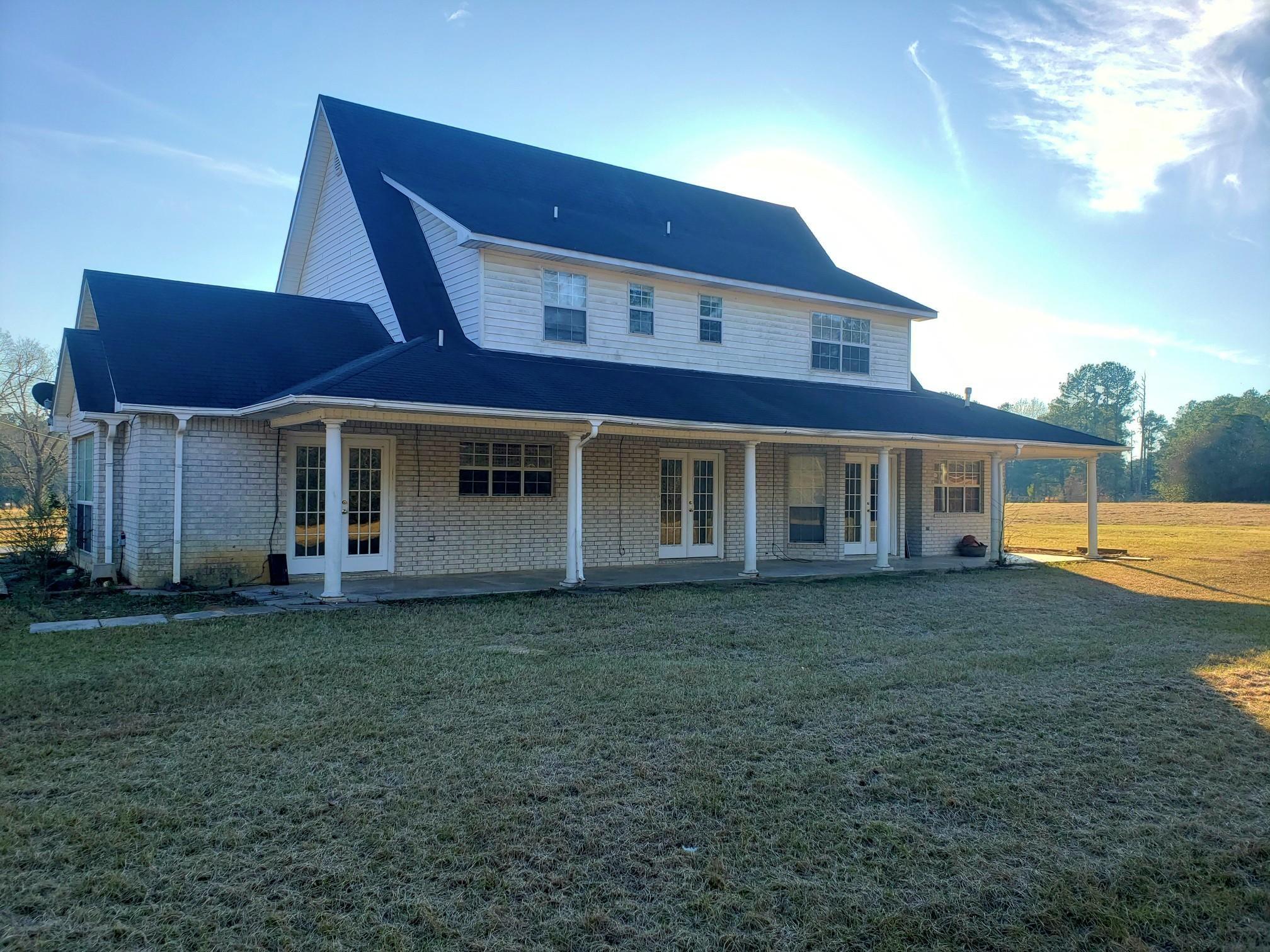 Leesville home for sale, 170 Ruby Haymond Road, Leesville LA - $330,000