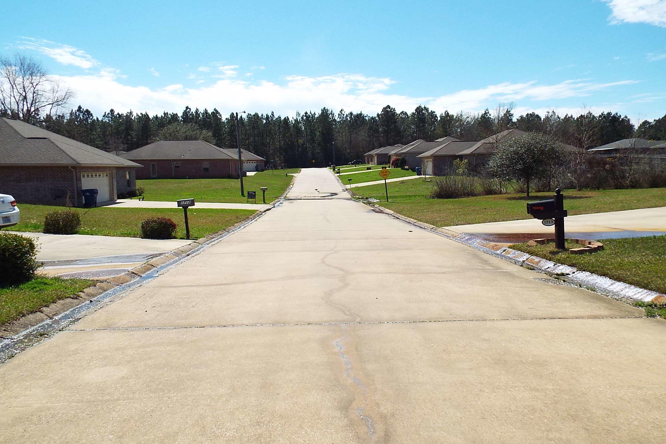 DeRidder home for sale, 1717 Brookhaven St, DeRidder LA - $181,000