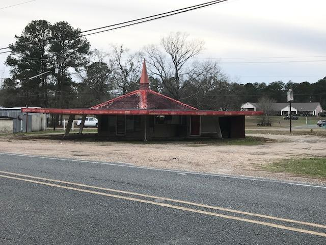Leesville commercial property for sale, 2103 Hwy. 171, Leesville LA - $150,000