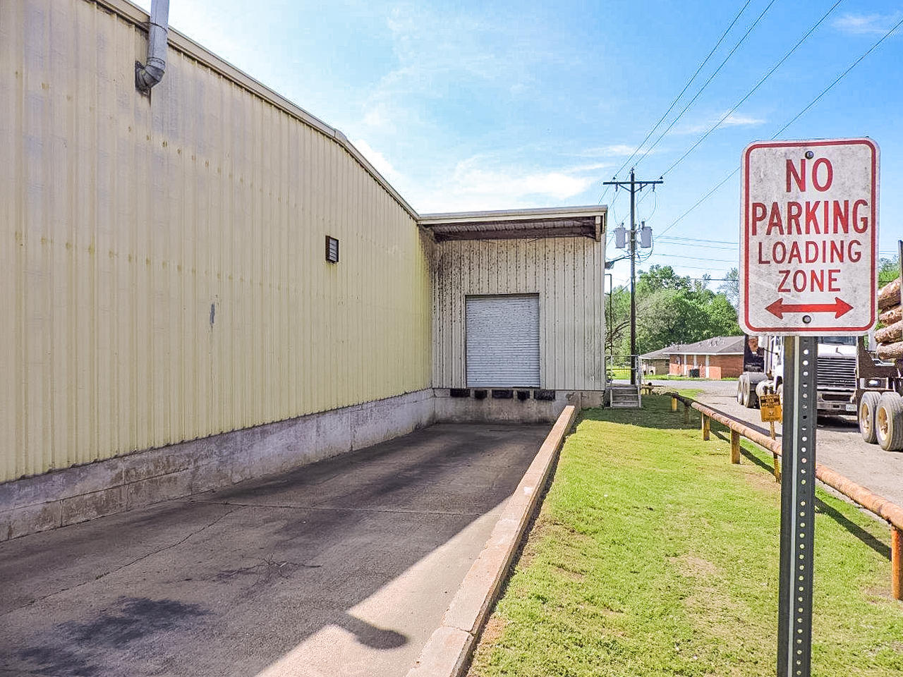 Zwolle commercial property for sale, 2540 Obrie St, Zwolle LA - $350,000