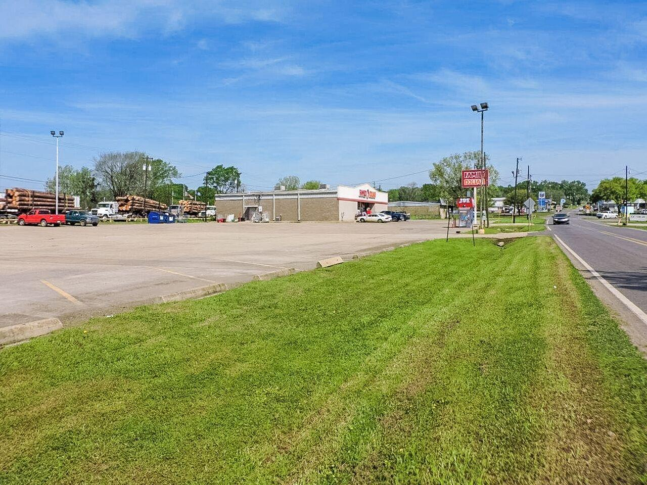 Zwolle commercial property for sale, 2550 Obrie St, Zwolle LA - $500,000