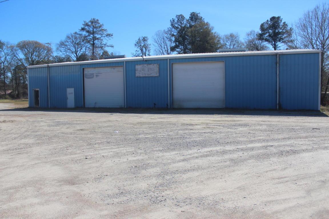 DeRidder commercial property for sale, 2715 HWY 190 W, DeRidder LA - $209,900