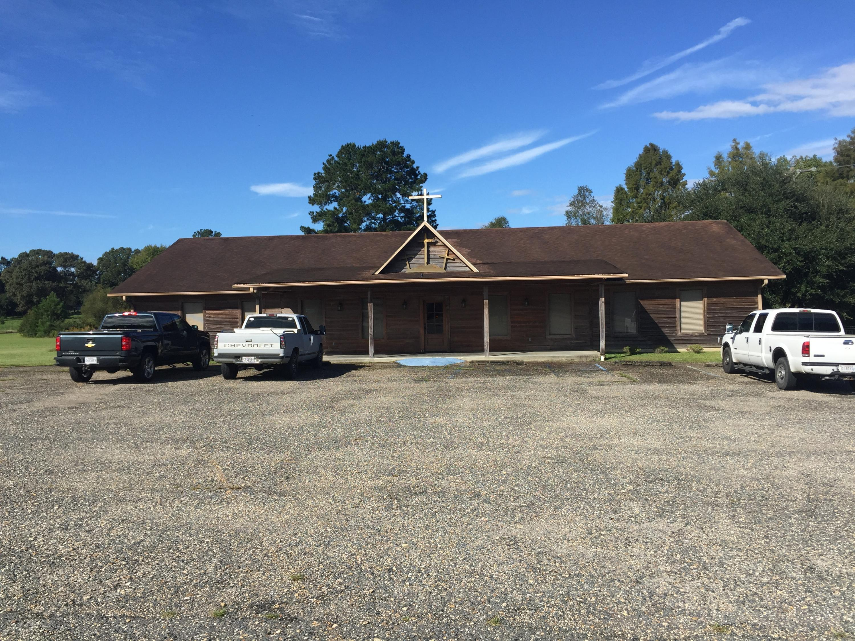 DeRidder commercial property for sale, 2790 HWY 3226, DeRidder LA - $210,000