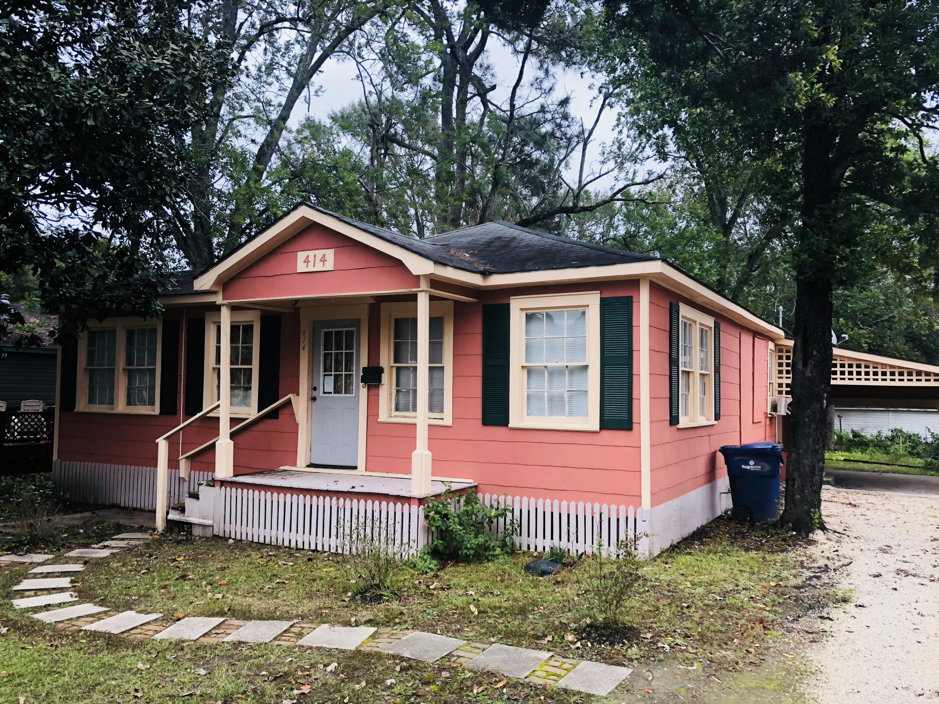DeRidder home for sale, 414 N Texas St, DeRidder LA - $75,000