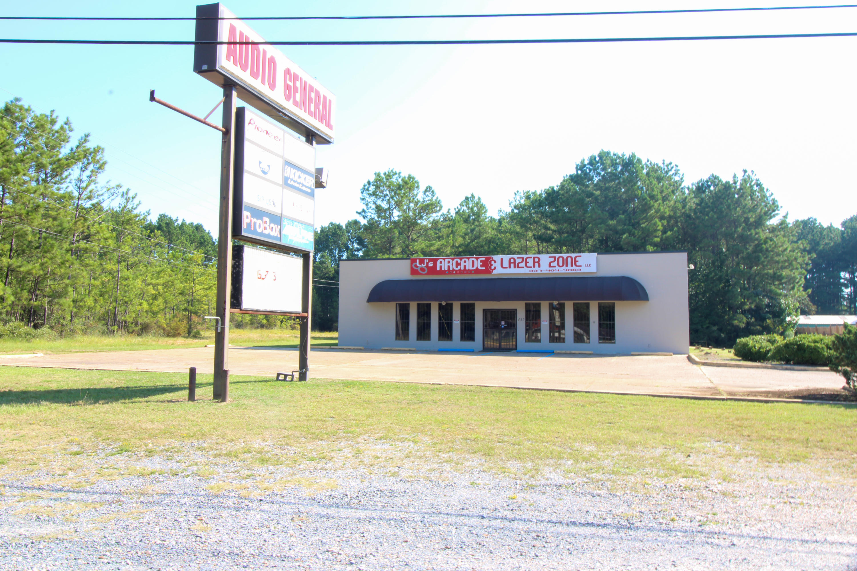 Leesville commercial property for sale, 455 Entrance Rd, Leesville LA - $285,000