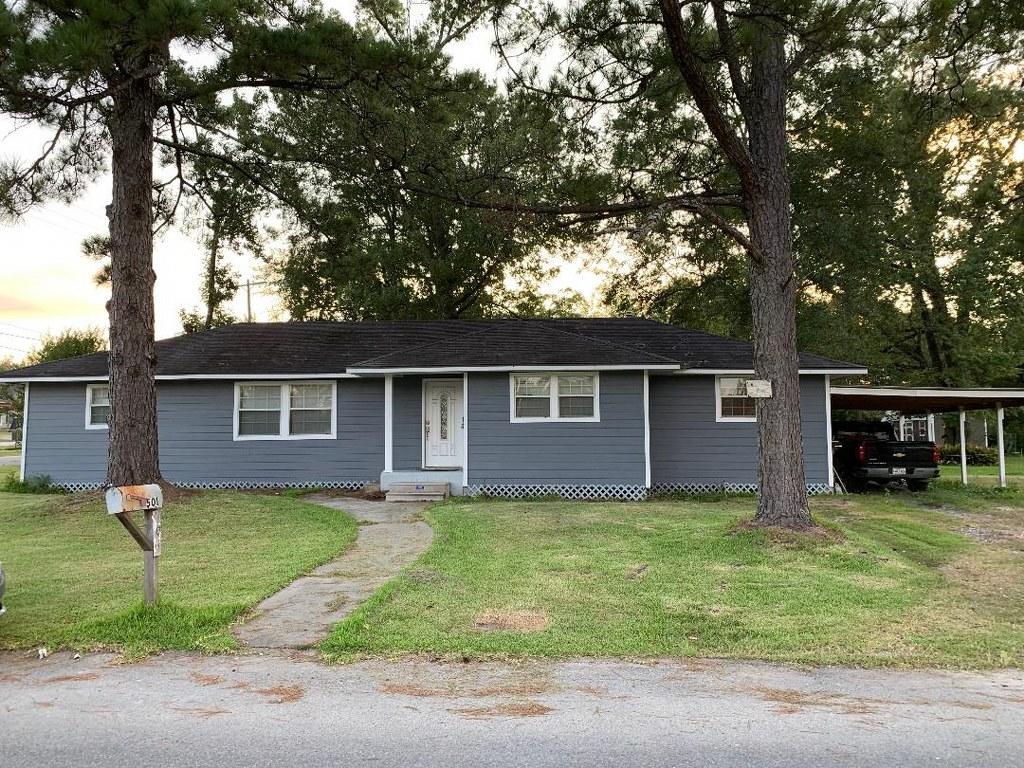 DeQuincy home for sale, 501 N Grand Ave, DeQuincy LA - $132,000
