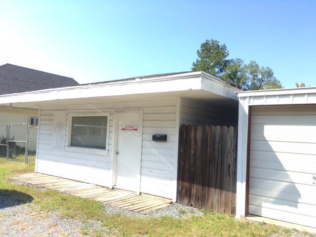 DeRidder commercial property for sale, 513/515 N Texas St, DeRidder LA - $89,900