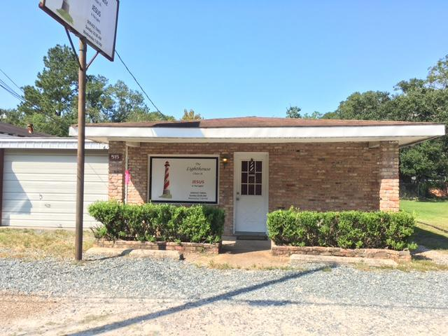 DeRidder commercial property for sale, 513/515 Texas St, DeRidder LA - $89,900