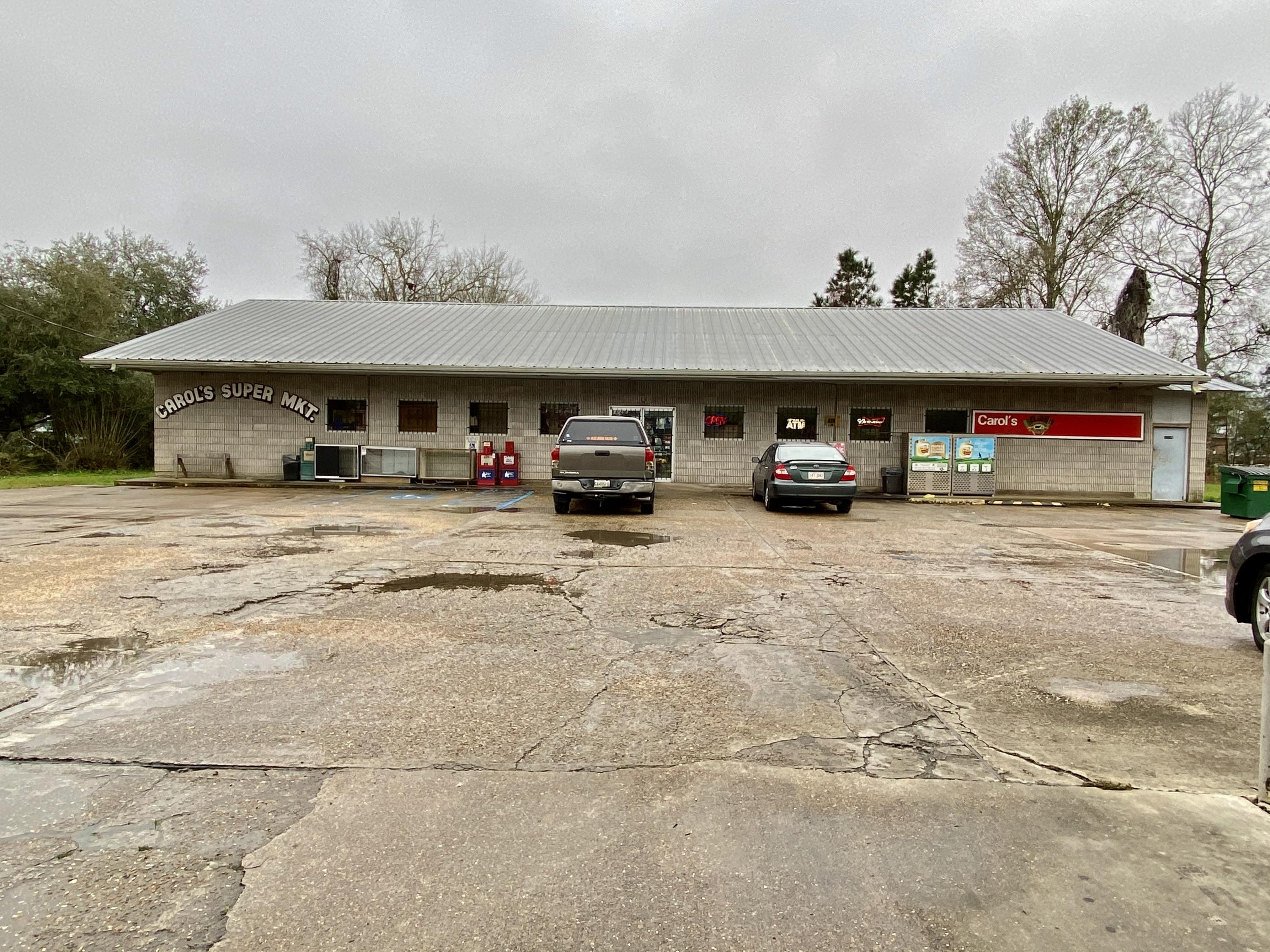 Oberlin commercial property for sale, 615 7th Ave, Oberlin LA - $475,000