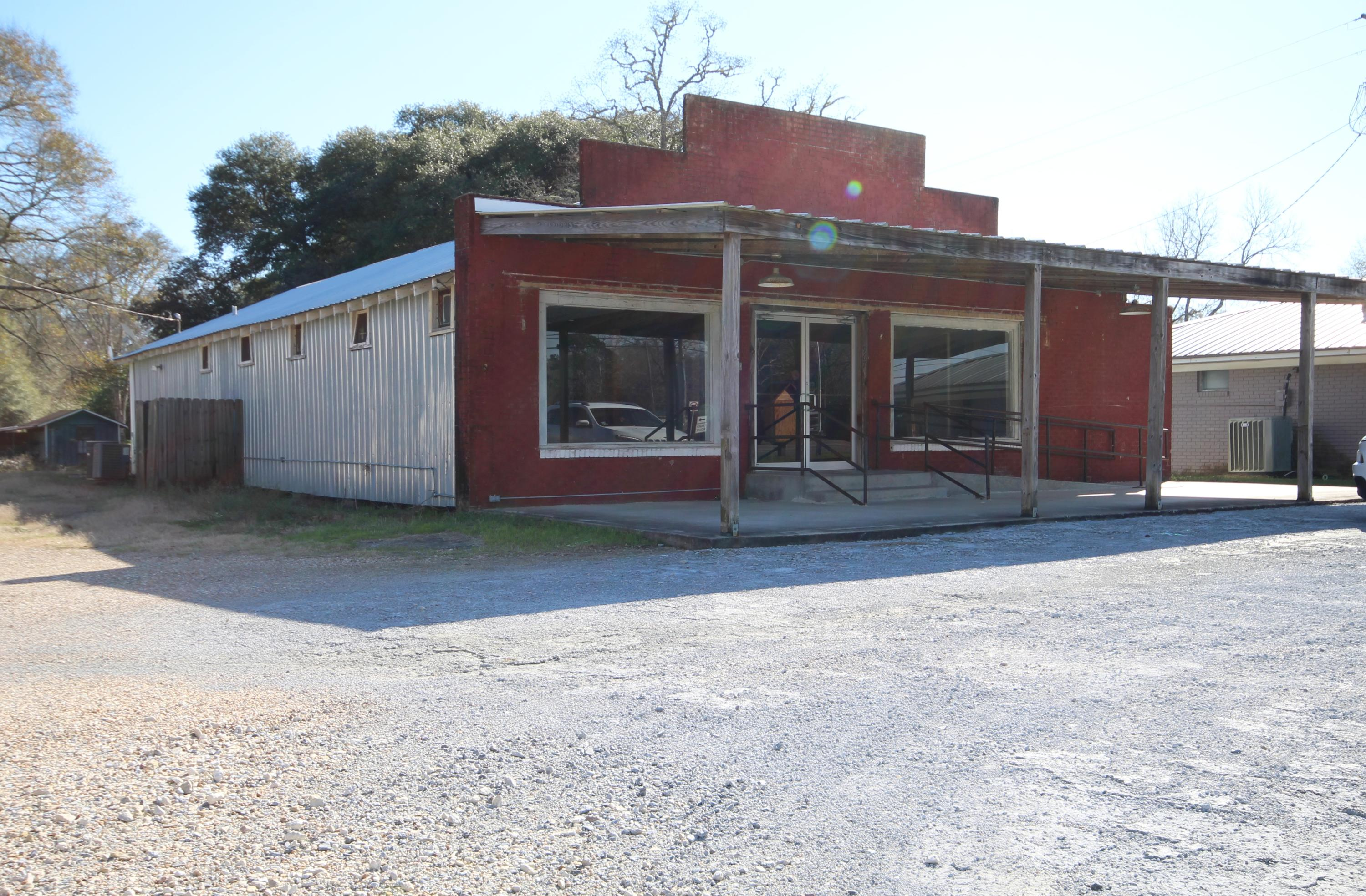 Merryville commercial property for sale, 967 HWY 110, Merryville LA - $39,900