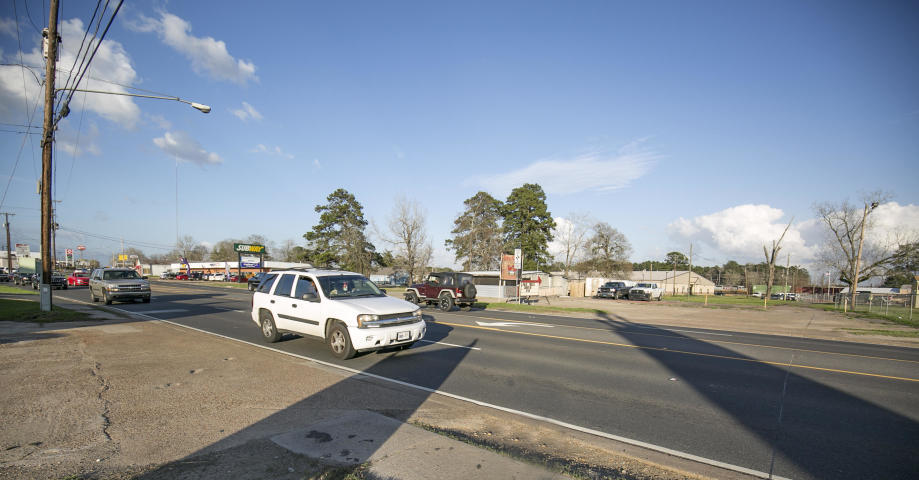 Leesville commercial property for sale, TBD 5th St, Leesville LA - $510,000