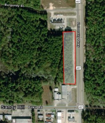 Leesville commercial property for sale, TBD University Parkway, Leesville LA - $62,500