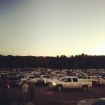 leesville fair parking lot 2014