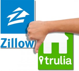 Zillow and Trulia agent reviews - 4 Reasons why they're junk