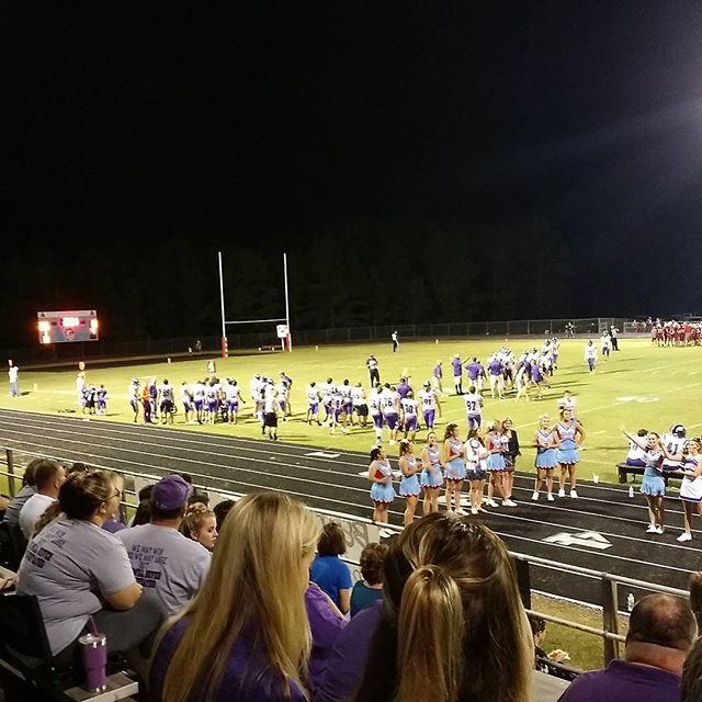 Rosepine at East Beauregard #fridaynightlights #football #highschool #DeRidder #Leesville #FortPolk