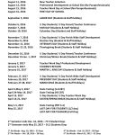2016-2016 Verenon Parish School Calendar