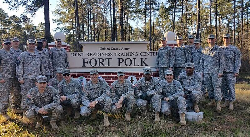 Fort Polk Joint Readiness Training Center (JRTC) - aka Fort Puke
