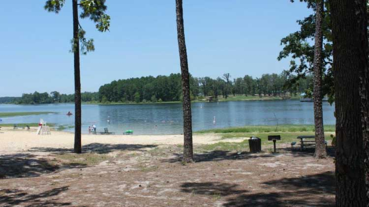 Toledo Bend Army Recreation Site