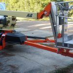 Man lift / boom lift 50ft