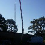 Man lift / boom lift 50ft