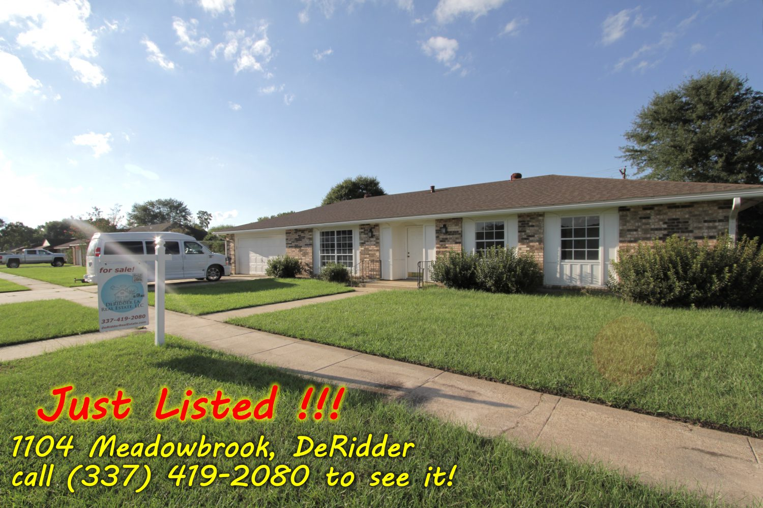 1104 Meadowbrook - $134,900