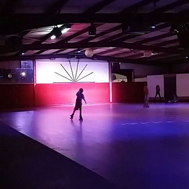 Can't touch this! Killin it at Skate Palace!  #deridderrealestate #deridder #Leesville #FortPolk #canttouchthis